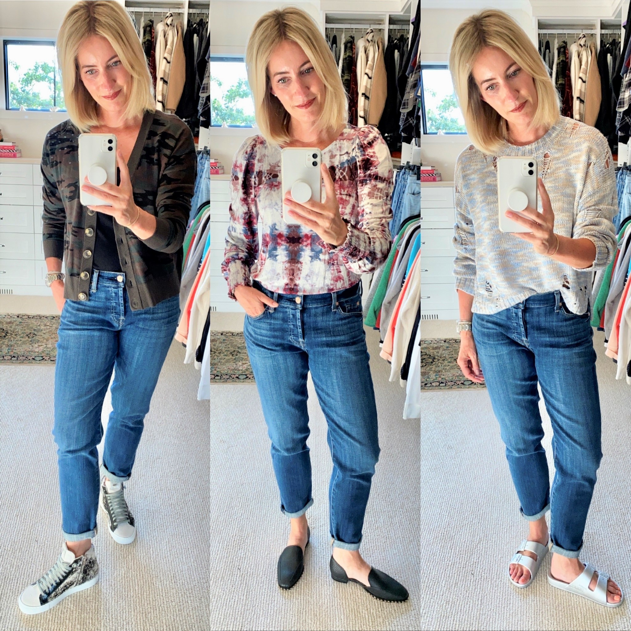 3 Ways to Wear Relaxed-Fit Denim