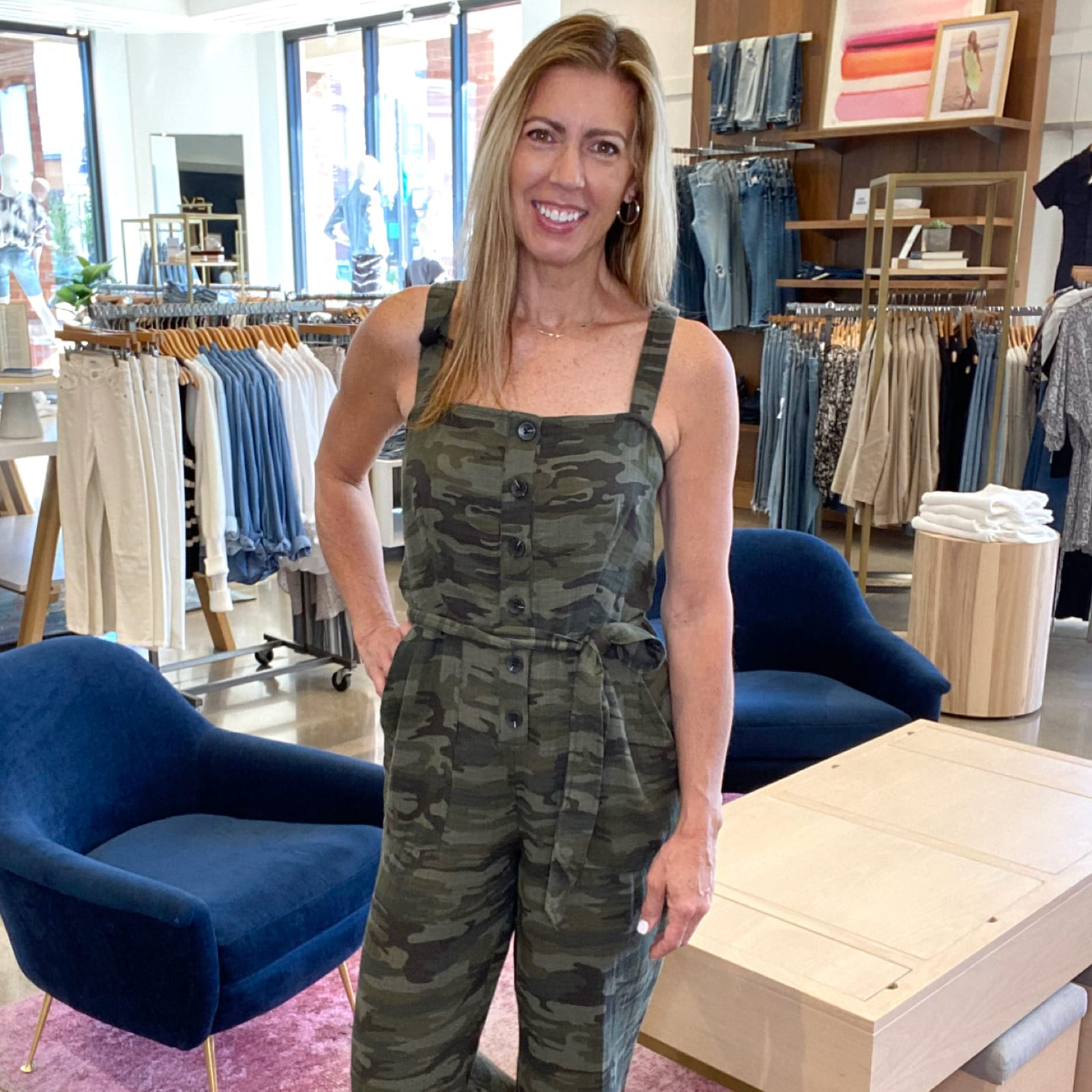How to Style Summer Camo