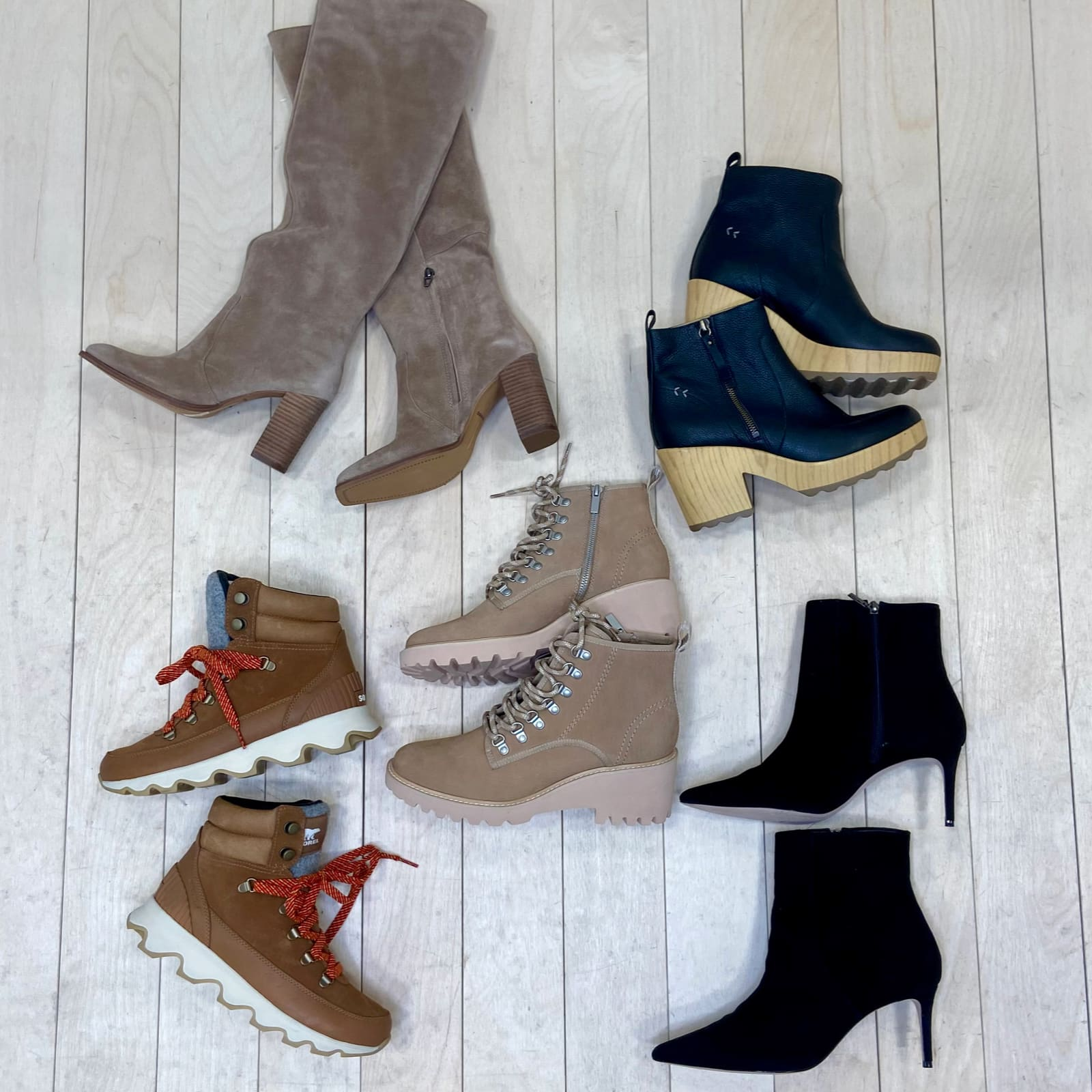 What To Wear With Fall Boots