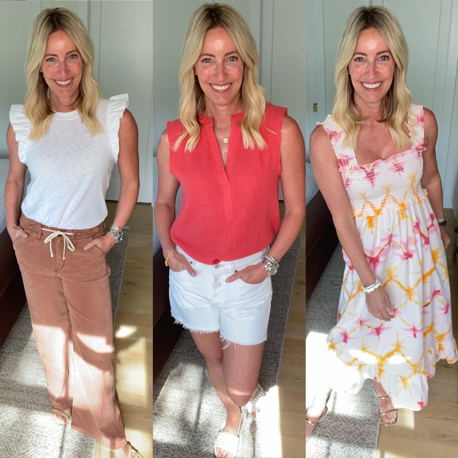 Summer Must: Pops of Color