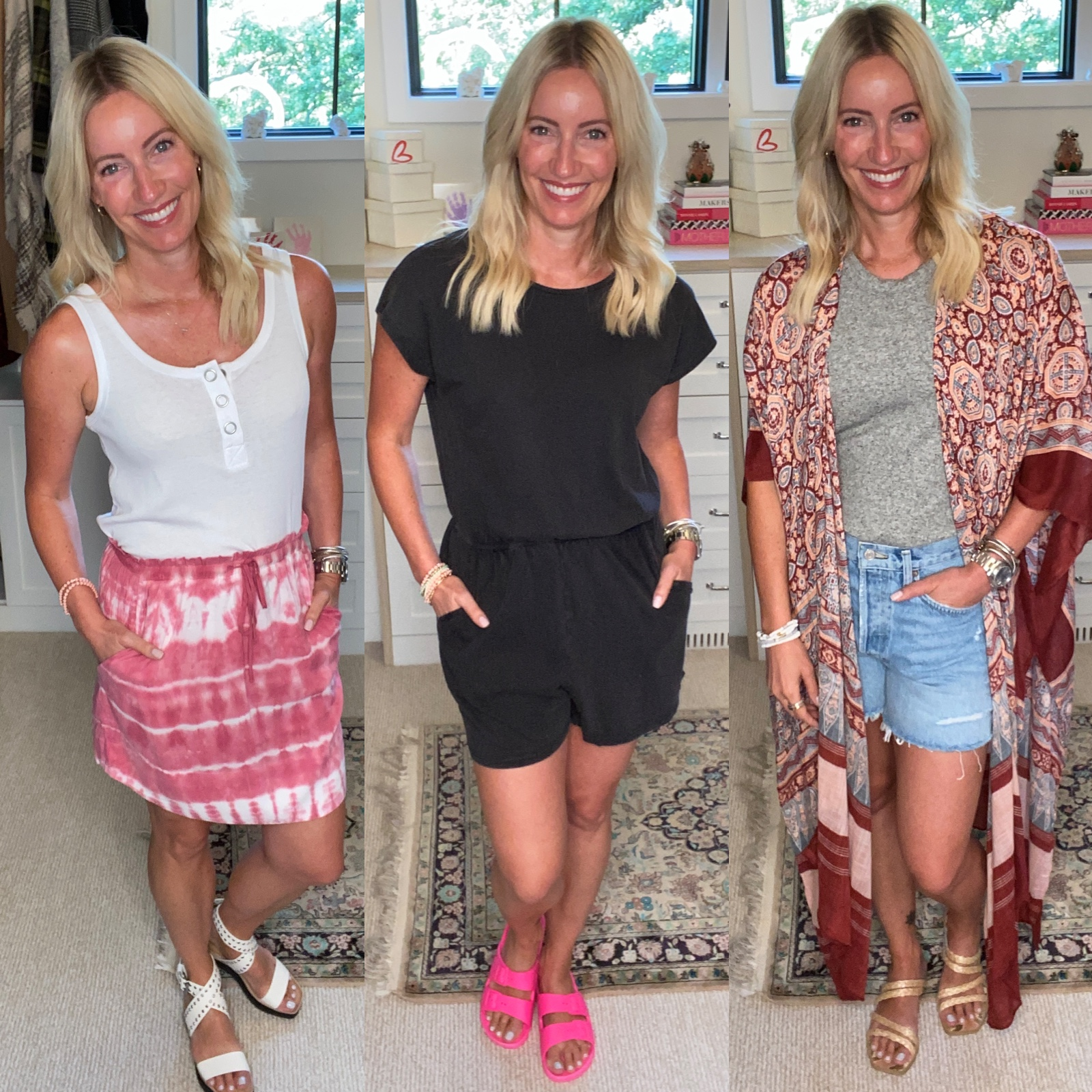 How To Style: Summer Brights