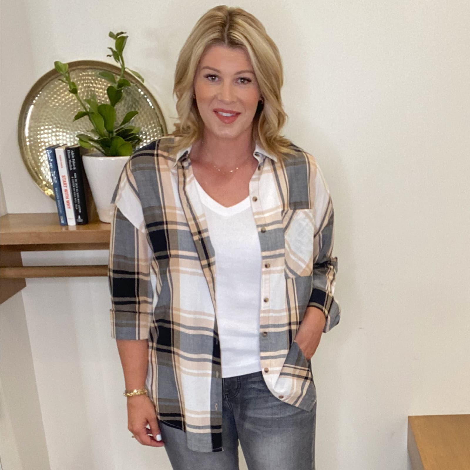 Styling Button-Downs for Work (and Play)