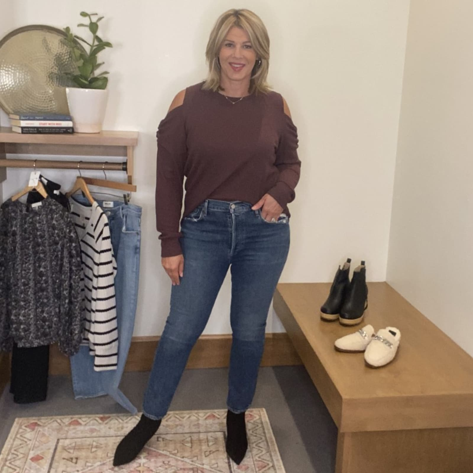Spotlight On: Straight Leg Jeans