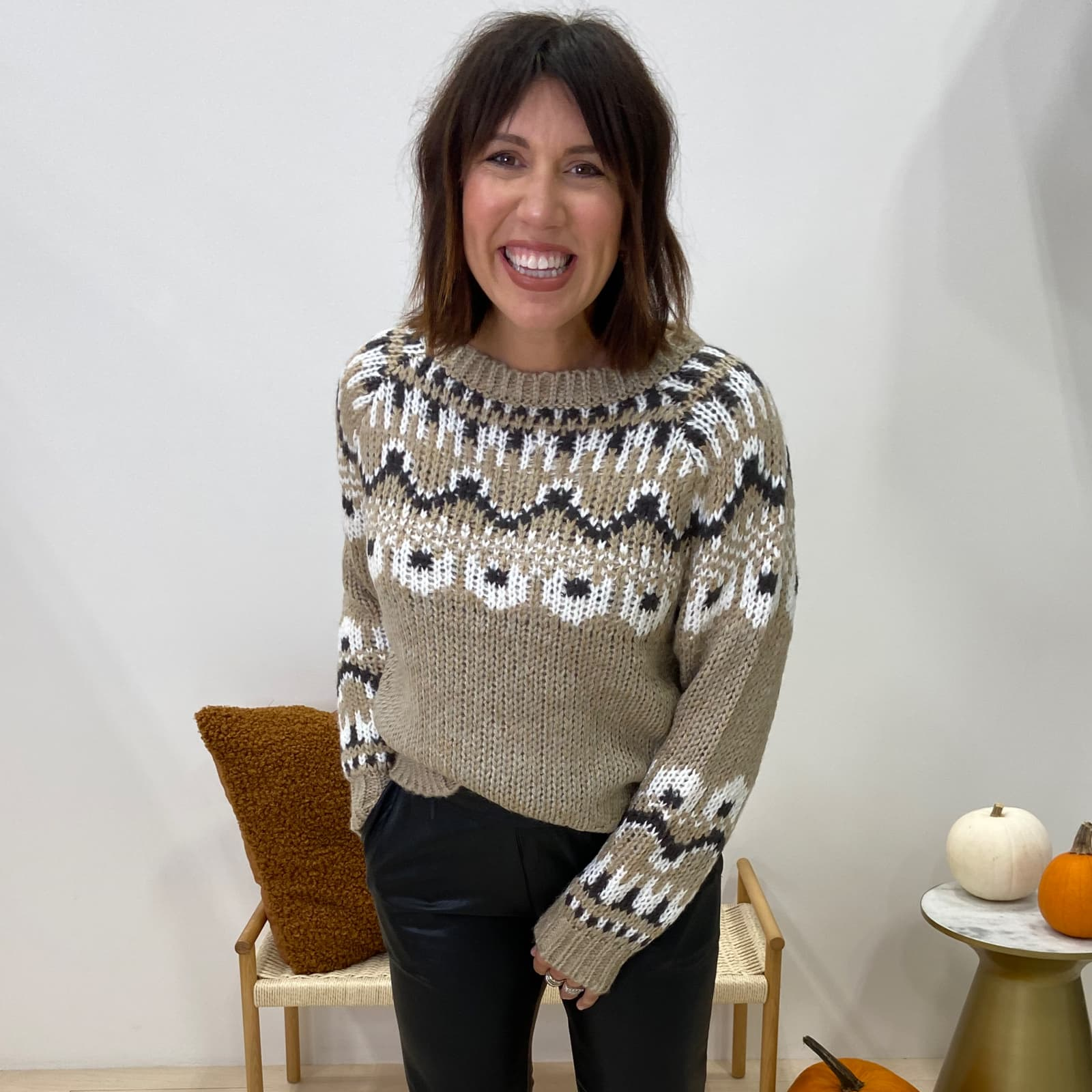 Spotlight On: Statement Sweaters