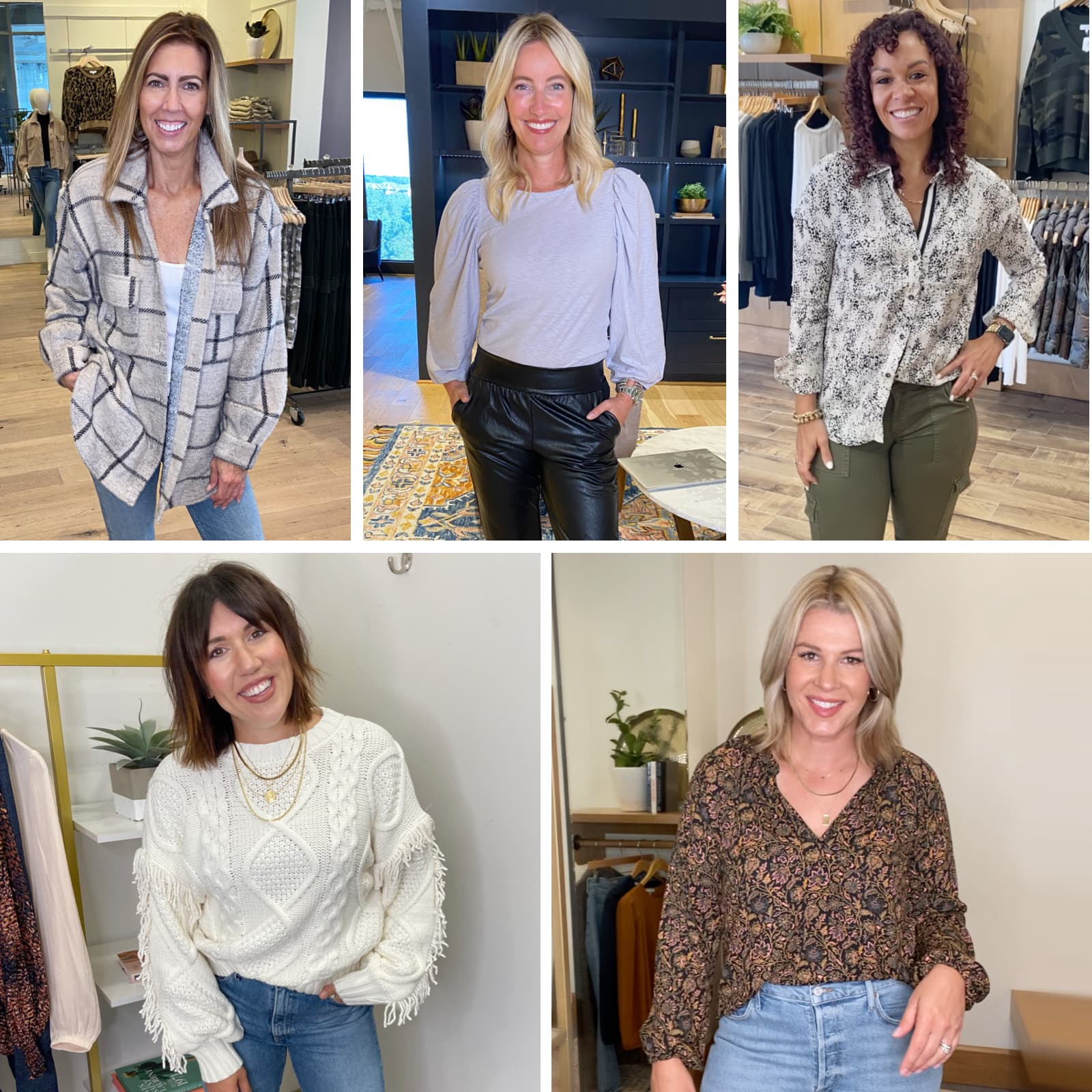 Top 5 Trends of Fall