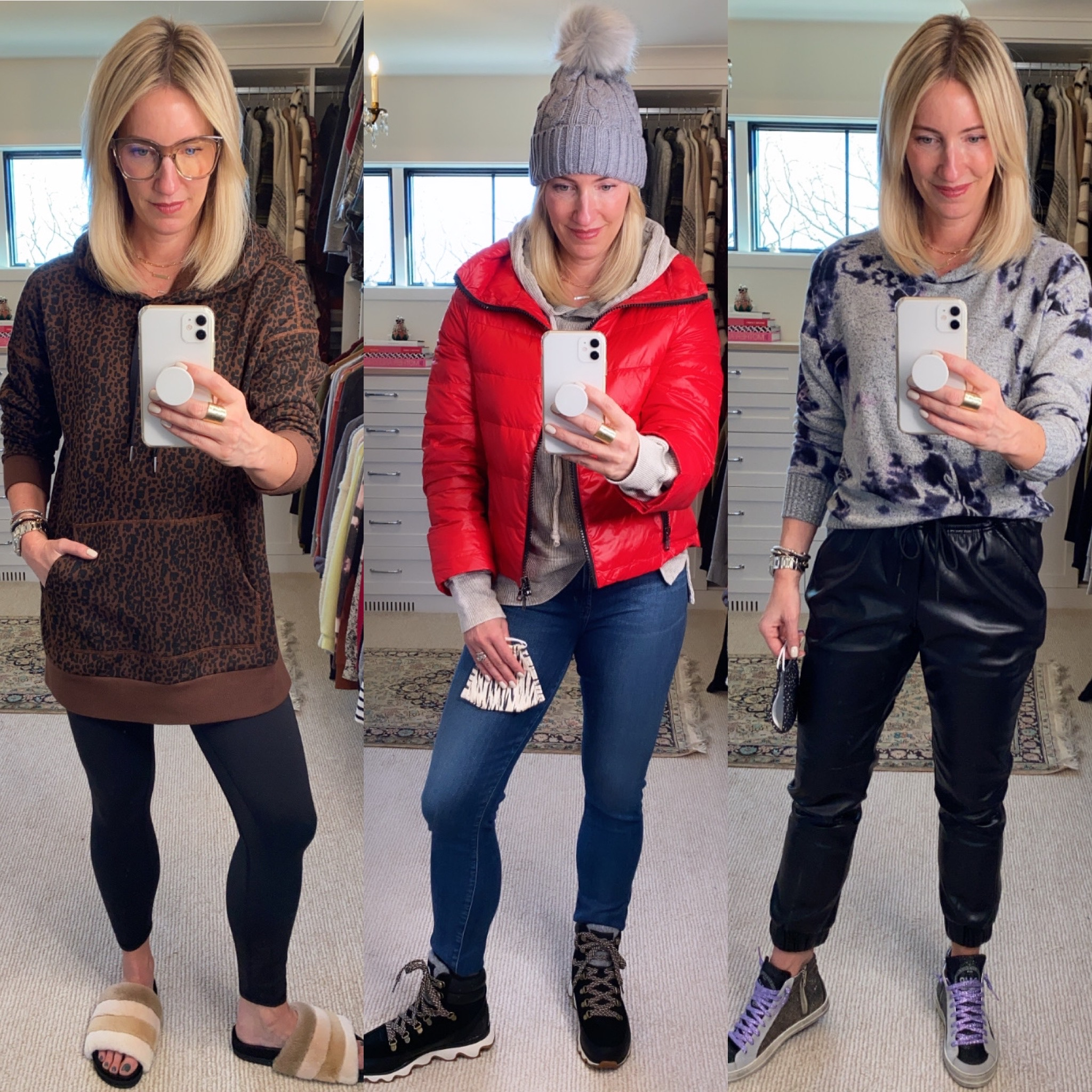 3 Ways To Style Hoodies