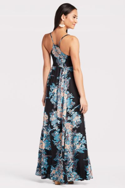 930be631ad9d Through the Vine Printed Maxi.  OB815006. Free People