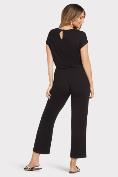 140cbe3b686 Twist Front Jumpsuit Twist Front Jumpsuit. HOLLIE X EVEREVE. Michael Stars