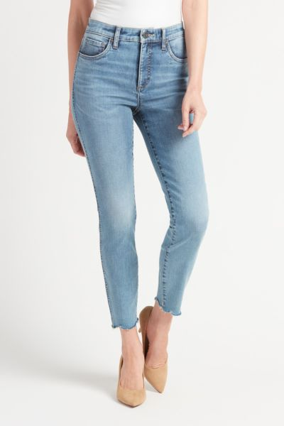 High Rise Connie Ankle Skinny