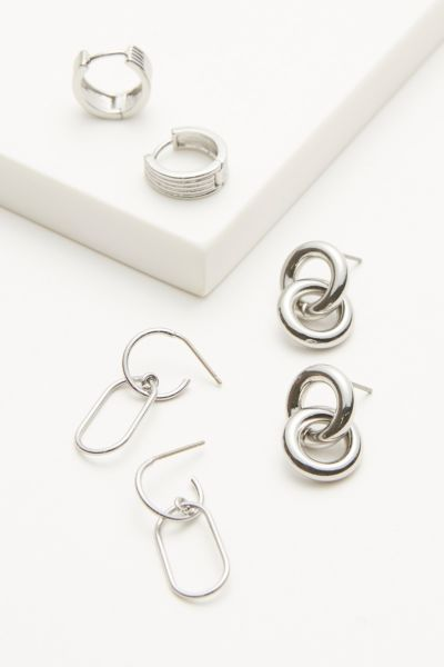 Evereve Kelli Hoop Earring Pack