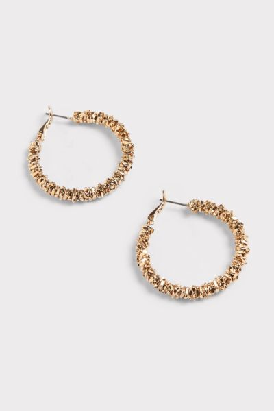Thirty-nine 42 Lindsie Hoop Earrings