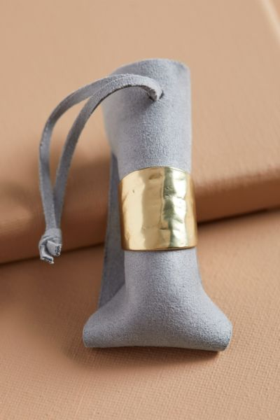 Brooke Hammered Statement Ring