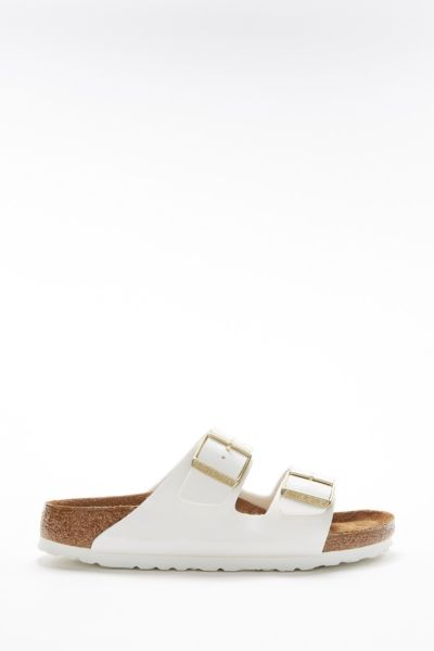 White Arizona Sandal