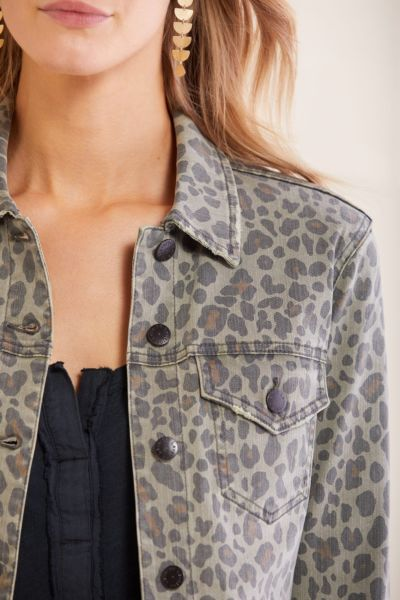 Level 99 Leopard Ranger Jacket
