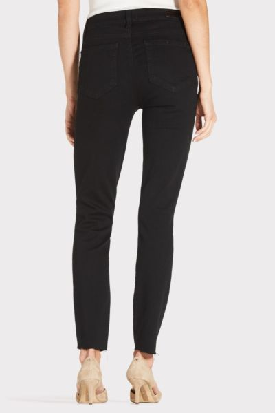 Paige denim Verdugo Ankle with Raw Hem
