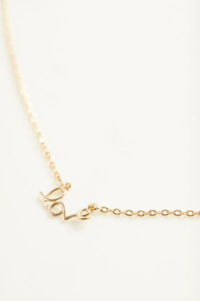 Evereve Love Necklace