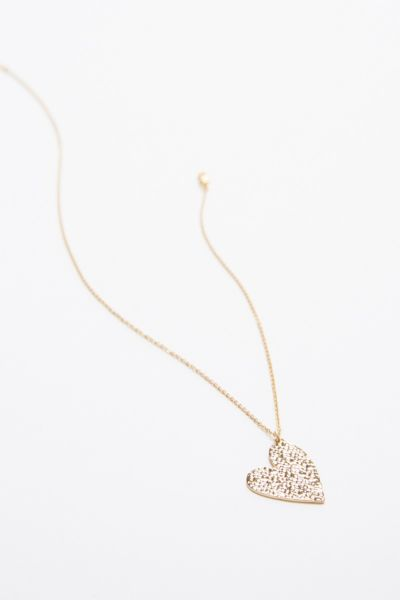 With Heart Pendant Necklace