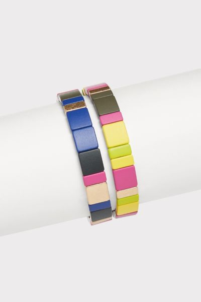 Thirty-nine 42 Sadie Multi Color Bracelets