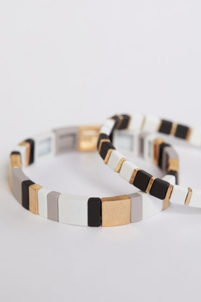 Thirty-nine 42 Callie Multi Color Bracelets