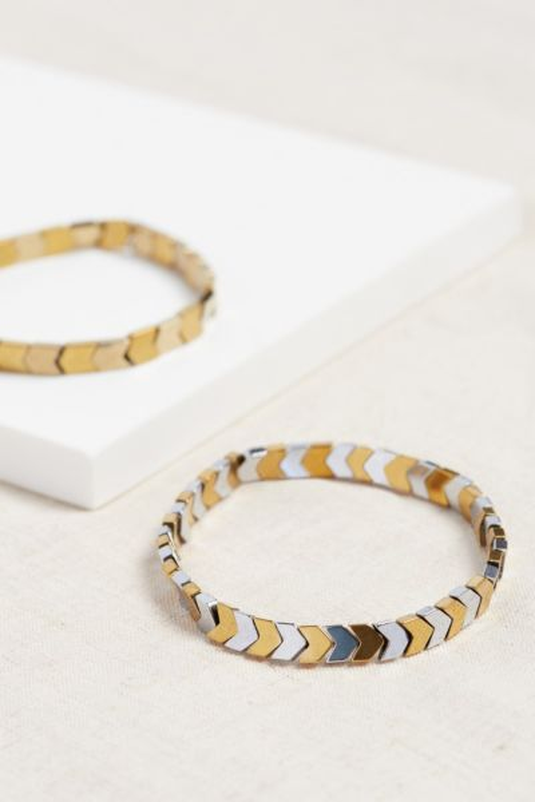 Metallic Arrow Sadie Bracelets