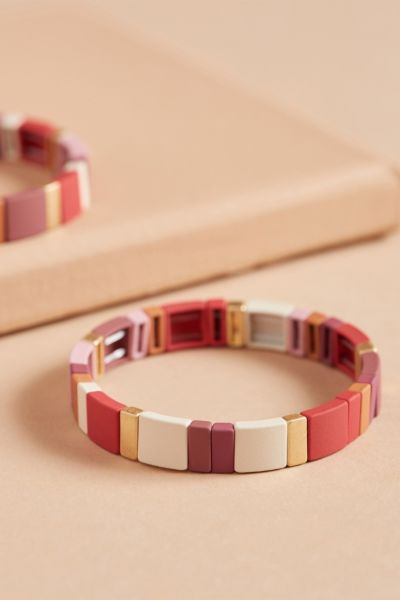 Evereve Sadie Multi Color Bracelets