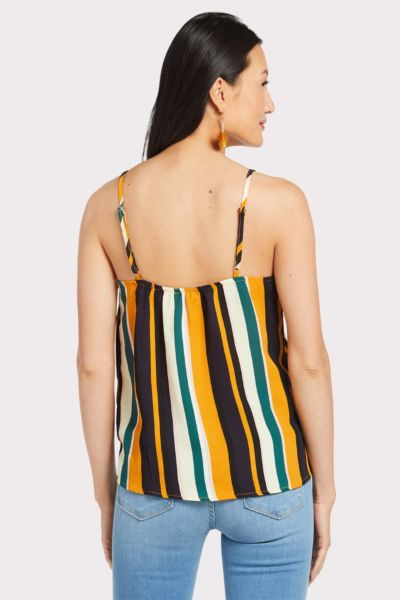 Allison joy Cate Multi Stripe Cami