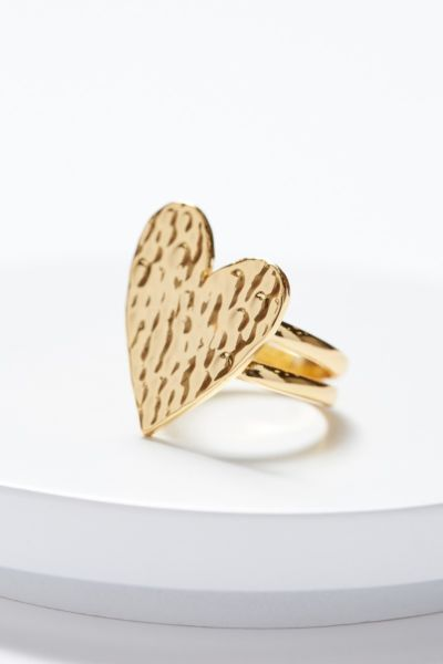 With Heart Ring