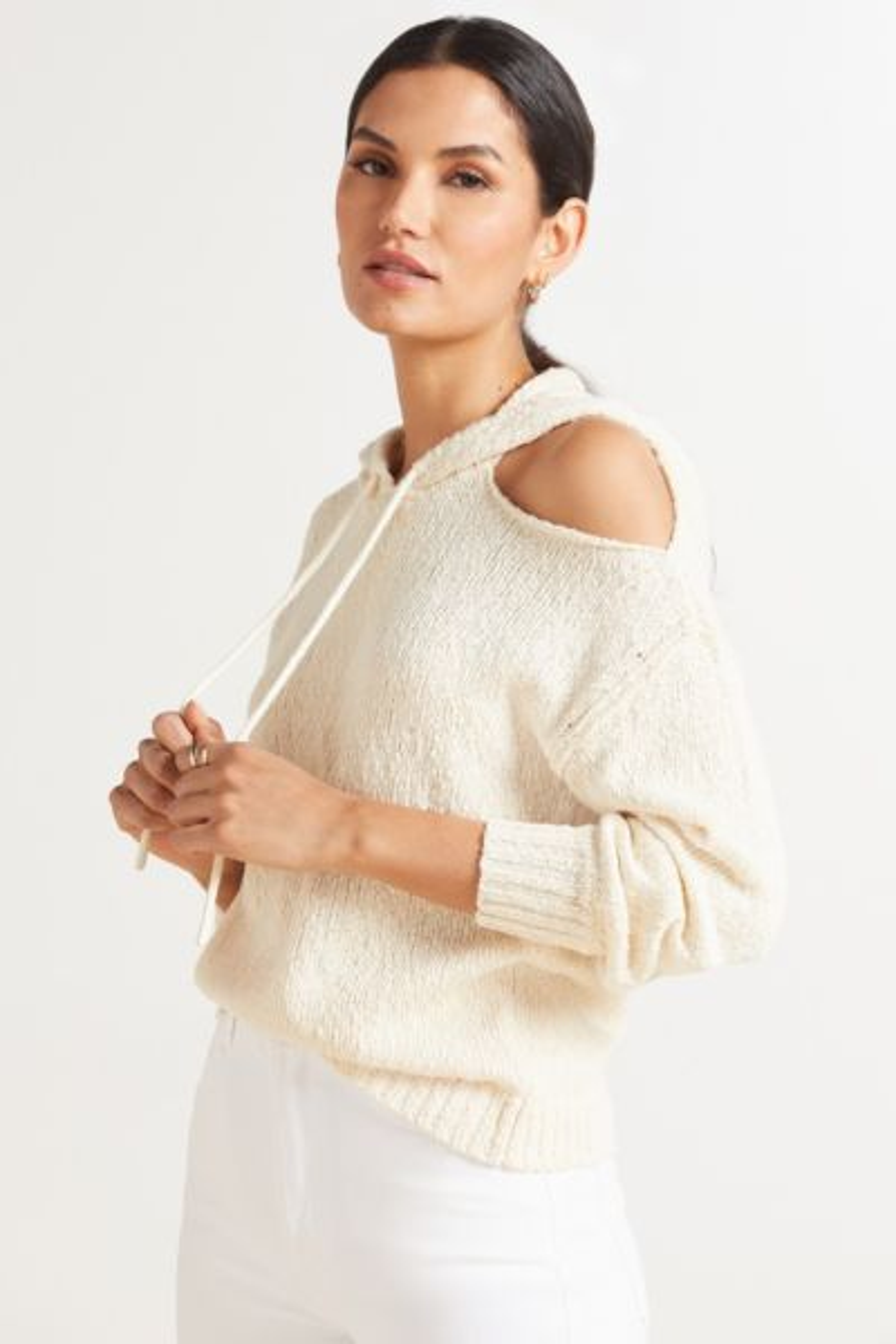 Vetra Cutout Pullover