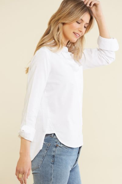 French connection Oxford Boyfriend Shirt