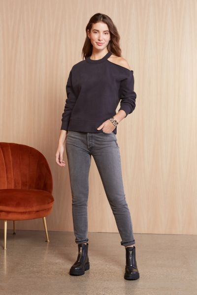 Rails Quincy Cutout Pullover