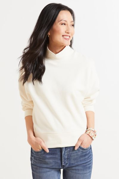 Blair Mock Neck Pullover