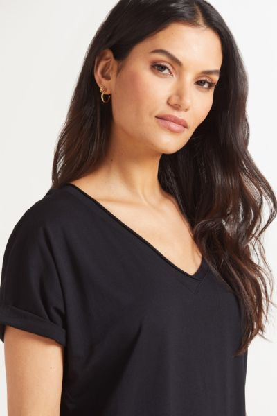Michael stars Cara V Neck Tee Dress