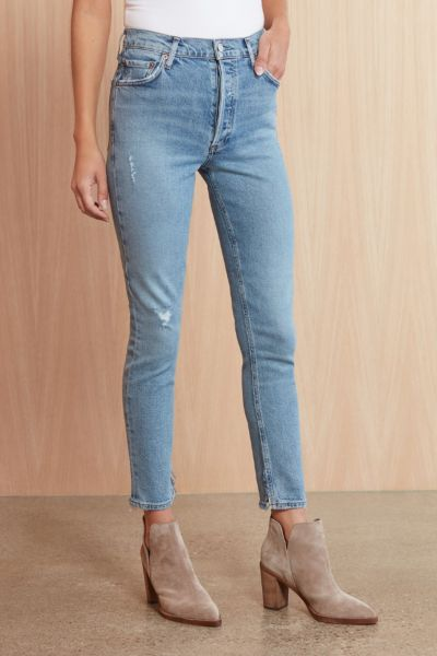 Agolde Nico High Rise Slim