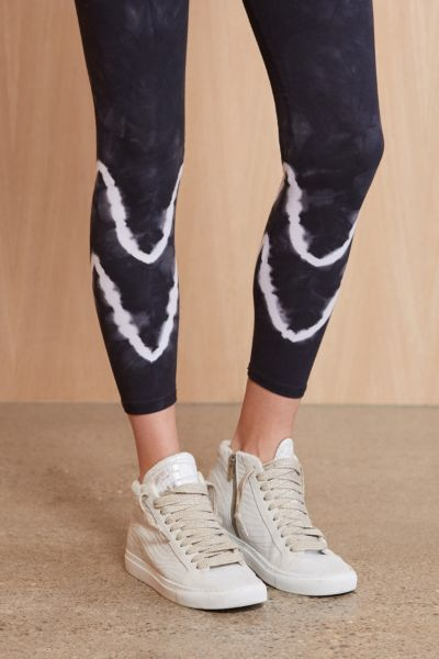 Electric  and rose Sunset Legging