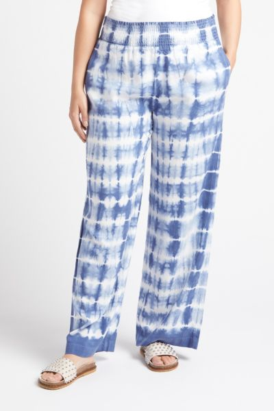 Cloth and stone Tie Dye Wide Leg Pant