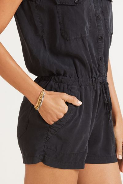 Cloth and stone Utility Romper