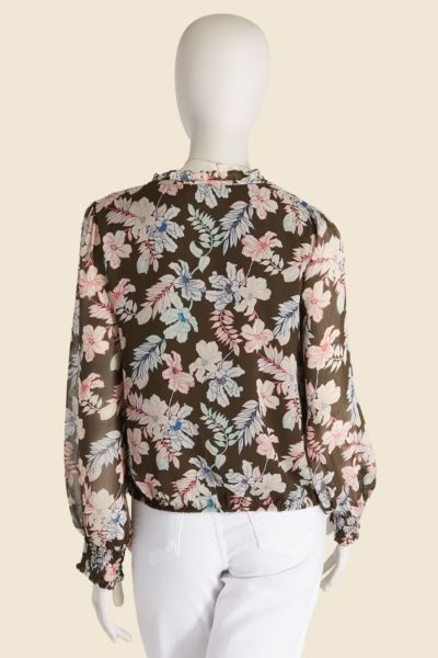 Sanctuary Love In Bloom Blouse