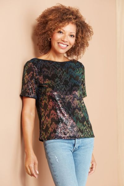 The Glimmer Top