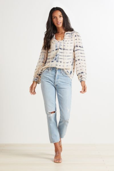 Sanctuary Spring Side Blouse