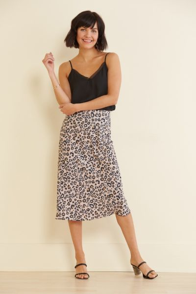 Sanctuary Everyday Midi Skirt