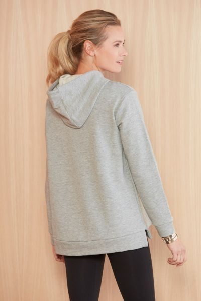 Chaser Venice High Low Hoodie