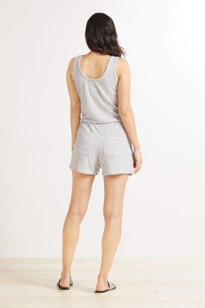 Chaser Scoop Tank Romper