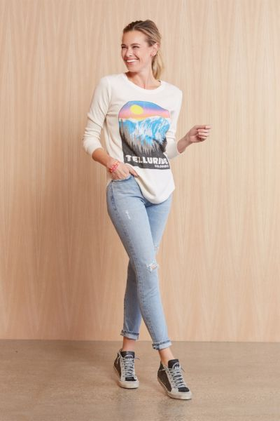 Chaser Telluride Thermal Tee
