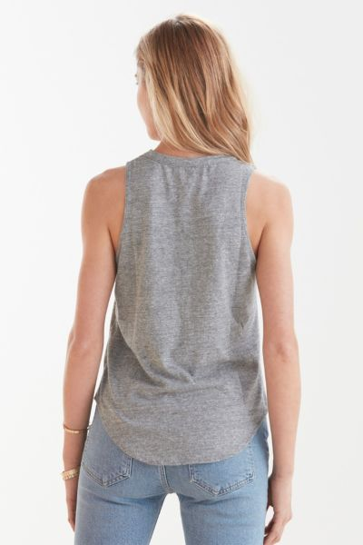 Chaser Watercolor Heart Tank