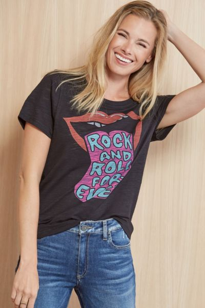 Chaser Rock and Roll For Ever Tee