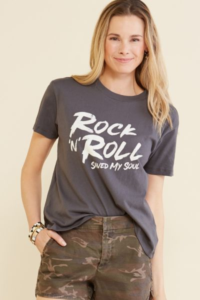 David lerner Rock and Roll Tee