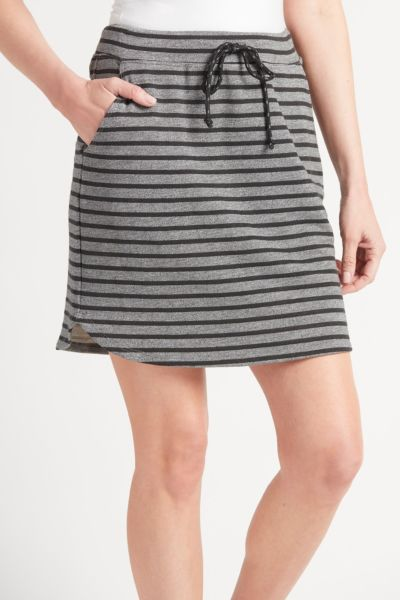 Stripe Saturday Skirt