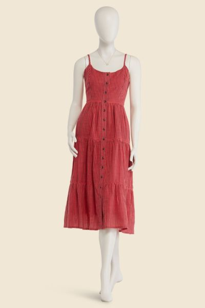 Sundry Tiered Sundress
