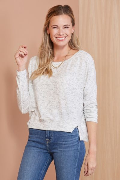 Michael stars Madison Seamed Pullover
