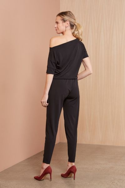 Michael stars Off Shoulder Jumpsuit
